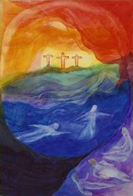 Rudolf Steiner «Golgotha»