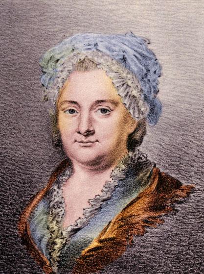 Katharina Elisabeth Goethe
