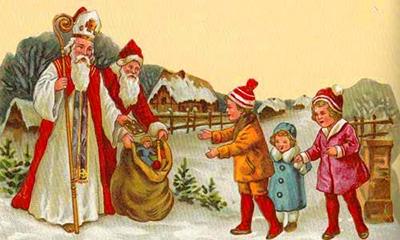 San Nicola-Babbo Natale