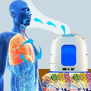 Una boccata d'ossigeno