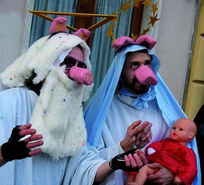 Carnevale blasfemo