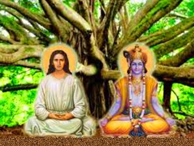 Cristo e Krishna