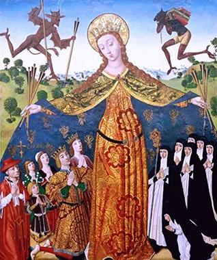 Protezione di Maria