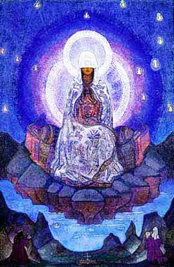 Roerich «La Madre del Mondo»