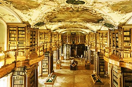 Stiftsbibliotek 1