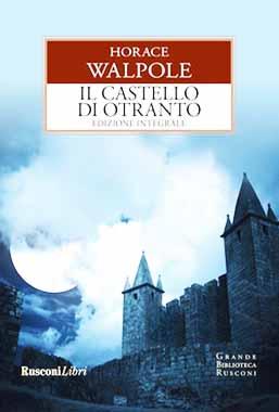 Il castello di Otranto romanzo