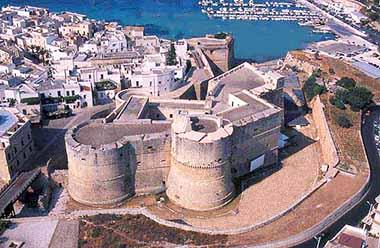 Il castello di Otranto 1