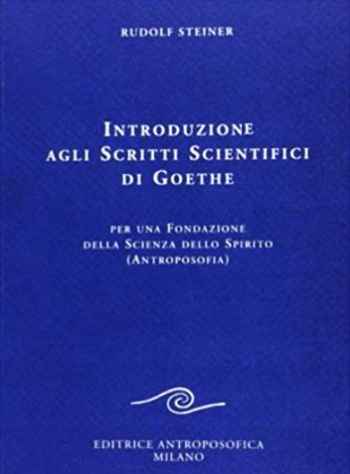 Introduzione scritti Goethe