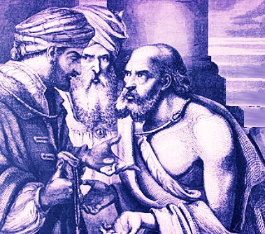 I trenta sicli del tradimento di Giuda