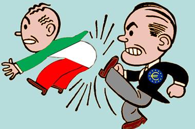 Calci all'Italia