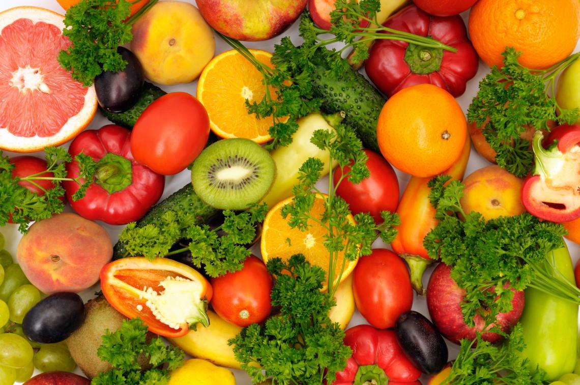 Alimenti antiossidanti e antiuricemici