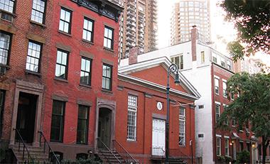 L'Actors Studio di New York