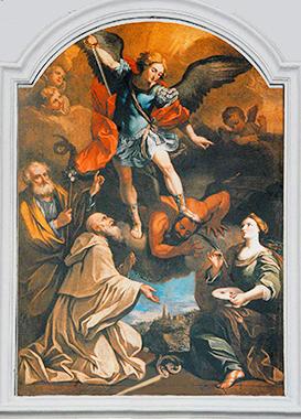 Anton Maria Garbi «San Michele»