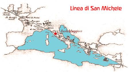 Linea di San Michele