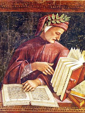 Luca Signorelli «Dante»