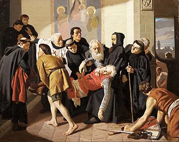 Raffaello Sorbi «Morte di Corso Donati»