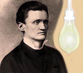 Alessandro Cruto - Inventore della lampadina elettrica