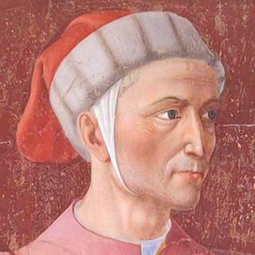 Andrea del Castagno «Ritratto di Dante»
