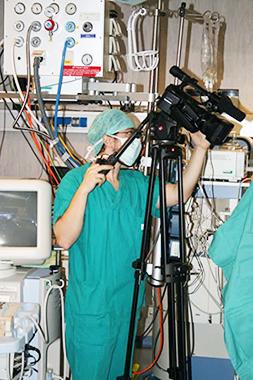 Il cineoperatore sanitario