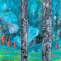 Cristalli silenti Aurora boreale