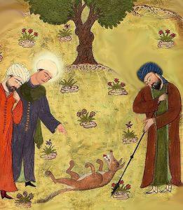 Cristo e il cane morto