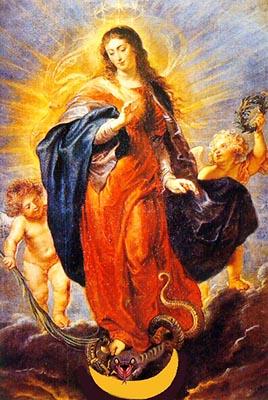 Madre Divina Şakti