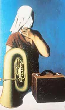 Magritte «La storia centrale»