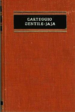carteggio Gentile-Jaja