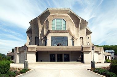 Goetheanum – Libera Università di Scienza dello Spirito – Dornach