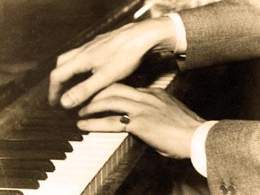 """Il """"tocco"""" del pianista"""
