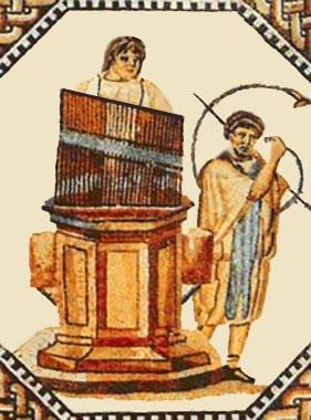 L'organo a canne di Ctsibio di Alessandria