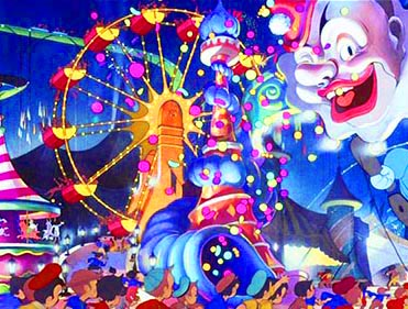 Il Luna Park del Paese del Balocchi