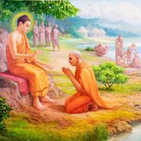 Buddha e Ananda