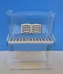 Il pianoforte scompare