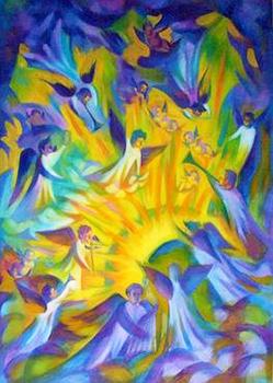 Kazunori Uchiyama «Il Ritorno del Sole»