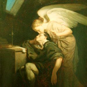 «Ispirazione angelica»