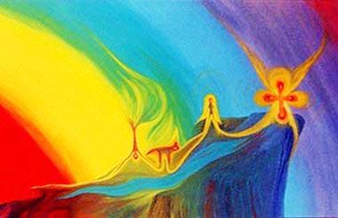 La croce della vita Struttura vegetale animale umana