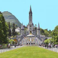 Il Santuario di Lourdes