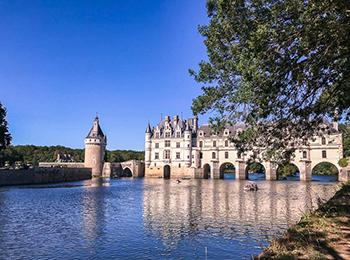 Valle della Loira, il castello di Chenonceau