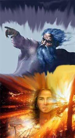 Dio ira e amore