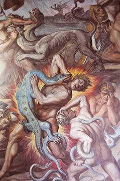 Joseph A. Koch «Inferno»