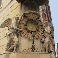 Madonnetta con angeli