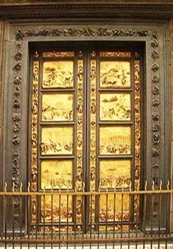 Ghiberti «Porta del Paradiso»