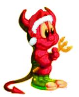 7. Dabliu natalizio