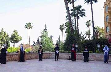 A Gerusalemme contro il coronavirus