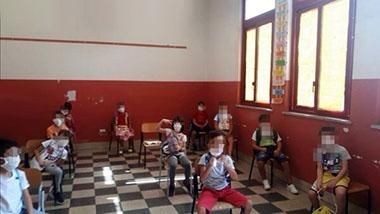 A scuola senza banchi