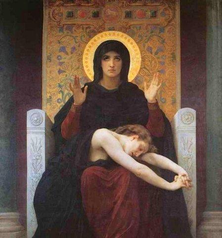 Bouguereau «Madonna della Consolazione