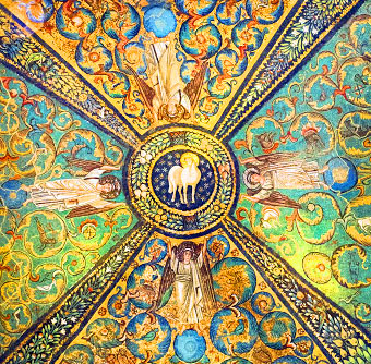 Agnello di San Vitale Ravenna