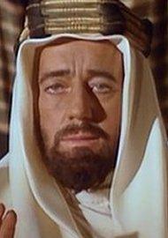 Alec Guinness  in Lawrence d'Arabia