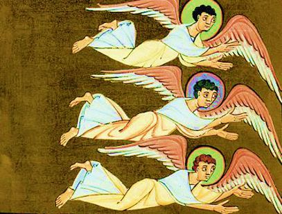 Ali degli angeli